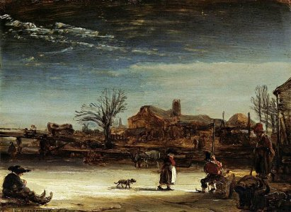800px-Rembrandt_-_Winter_Landscape_-_WGA19231.jpg