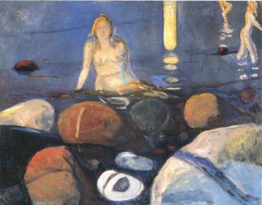 Edvard-Munch-Mermaid-on-the-Shore.jpeg